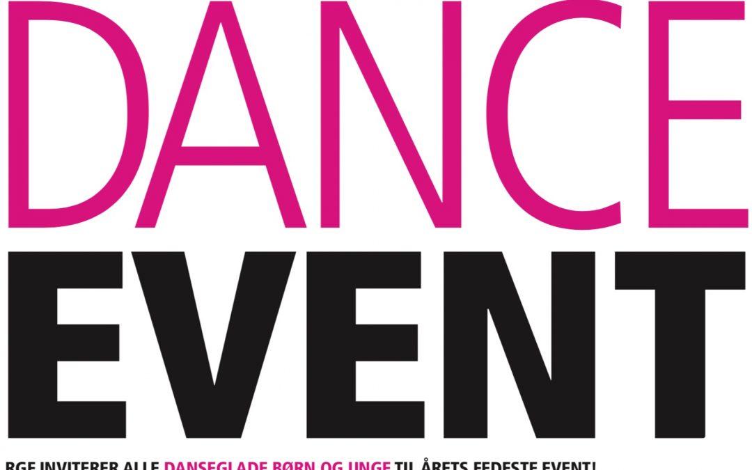 Dance Event 6-16 år