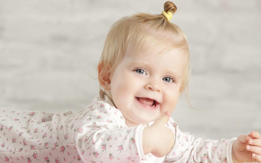 Babymotorik 3-12 måneder